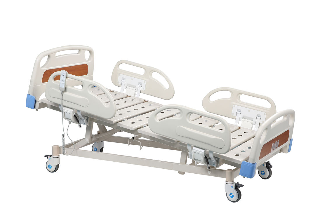 Big Promotion Electric Icu Patient Bed / Full Electric Hospital Bed